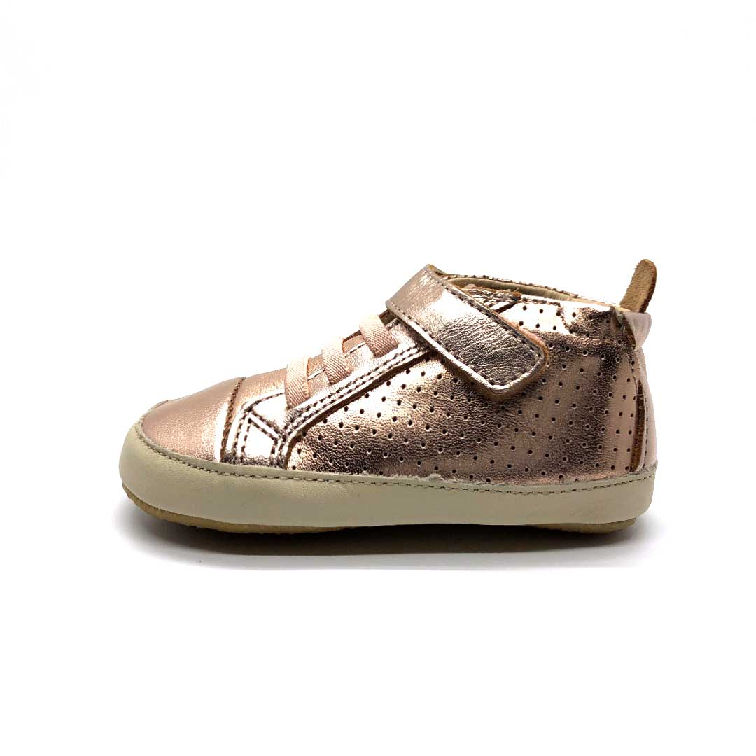 Cheer Bambini High Top Copper/Champagne