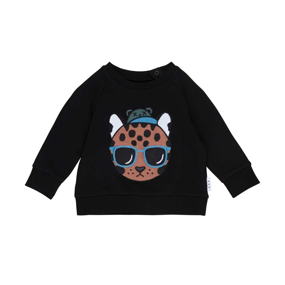 Cool Ocelot Kids Sweatshirt