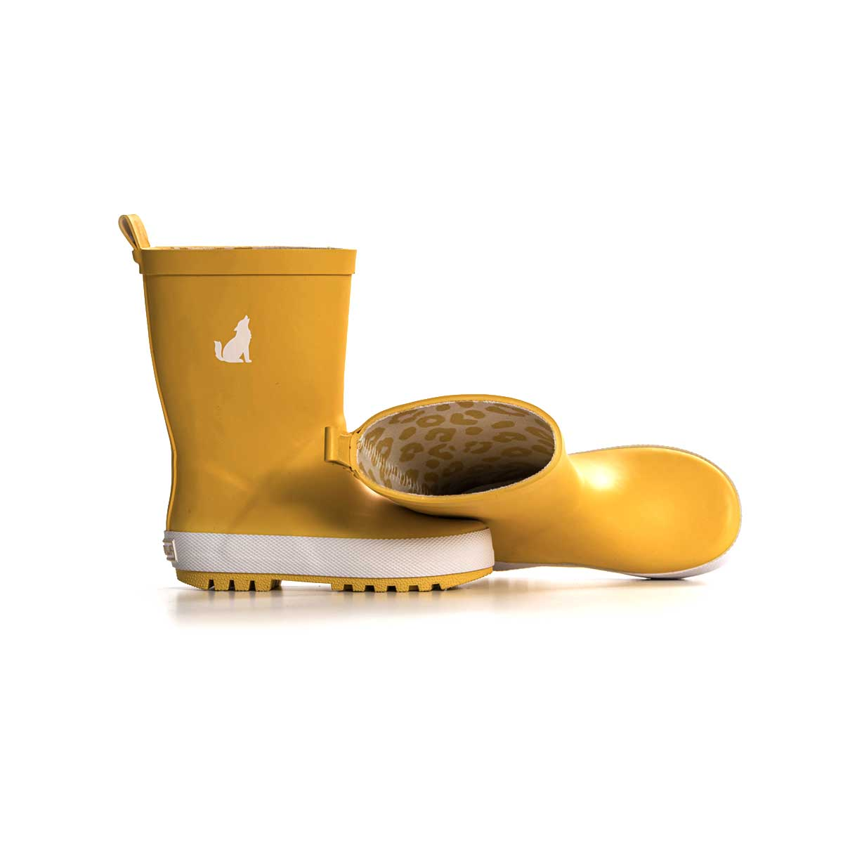 Mustard Toddler Gumboot
