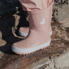 Rose Toddler Gumboot