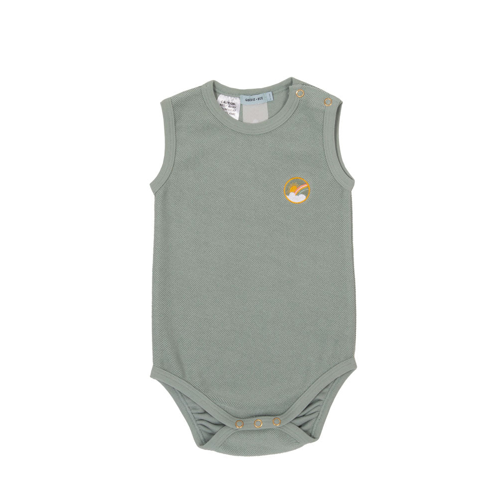 Dash Terry Towelling Onesie