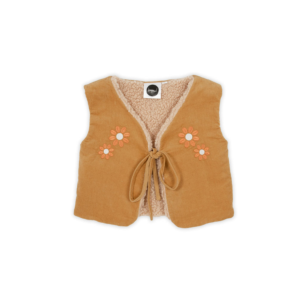 Fresh As a Daisy Reversible Vest