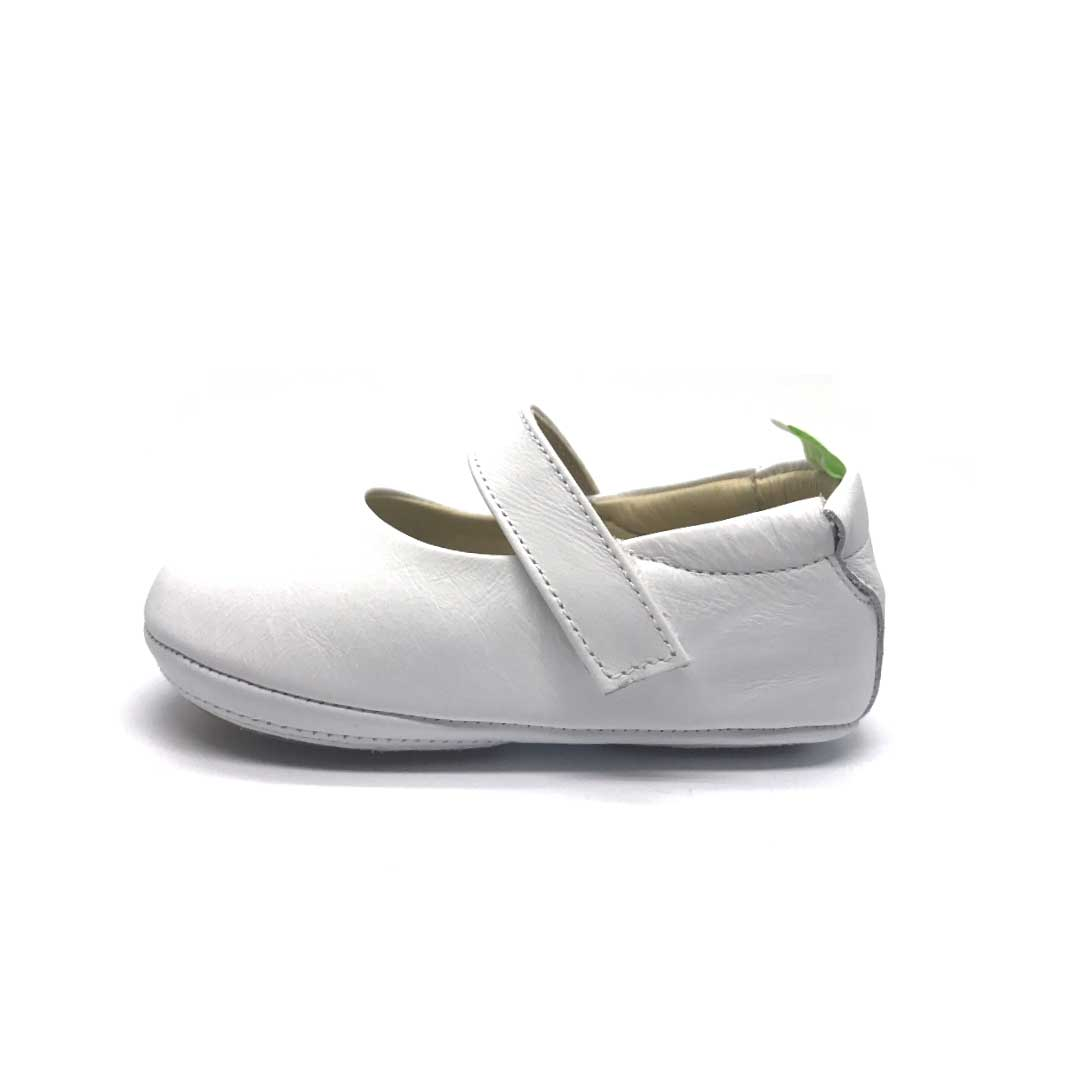 Dolly Baby Shoe White