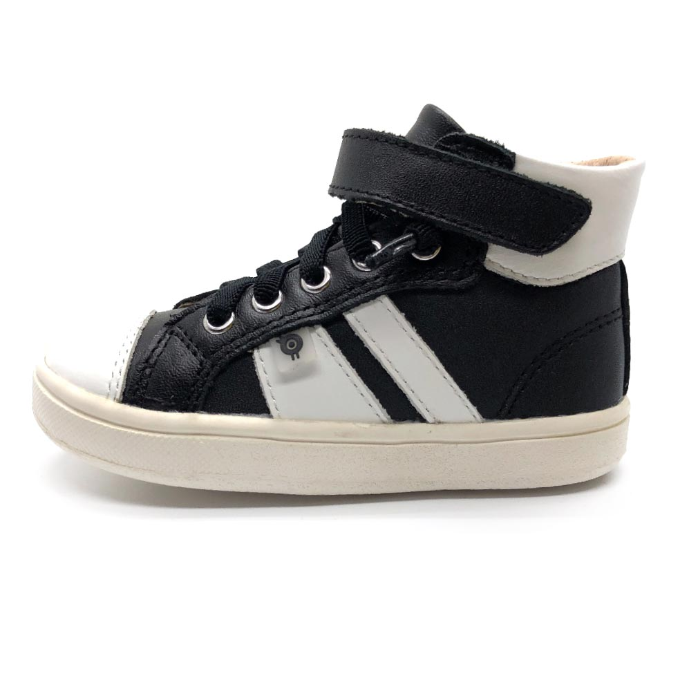 Urban Earth High Top Black/Snow