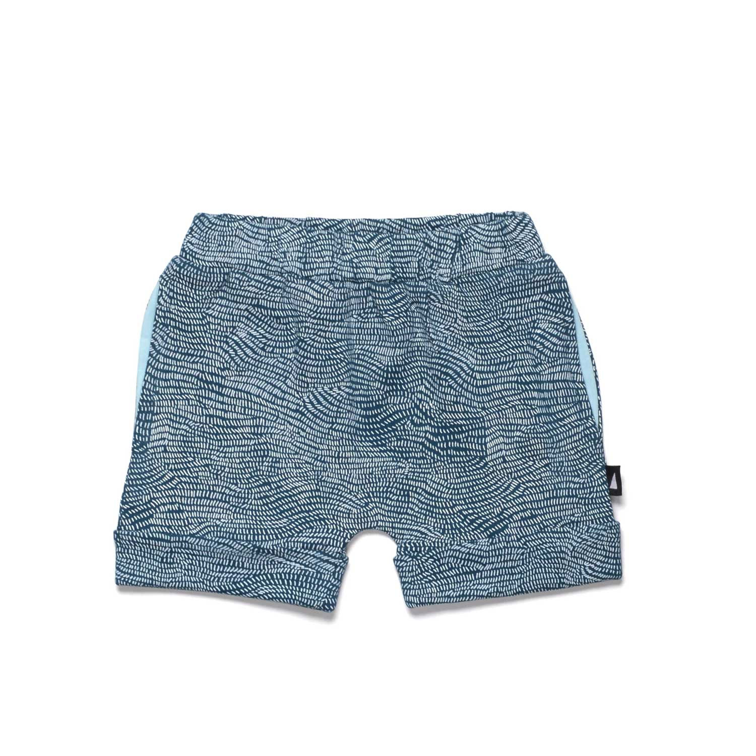 Etch Contrast Pocket Shorts