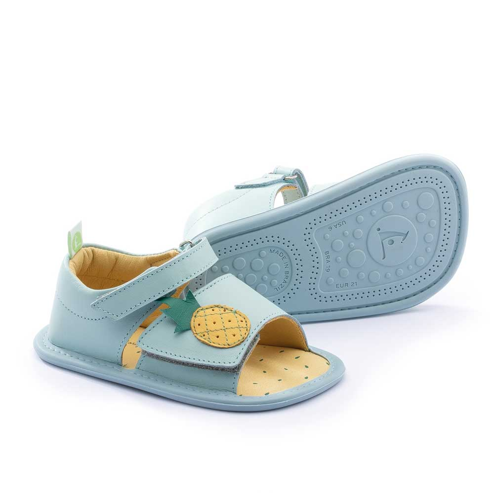 Fruity Baby Sandal Aquamarine