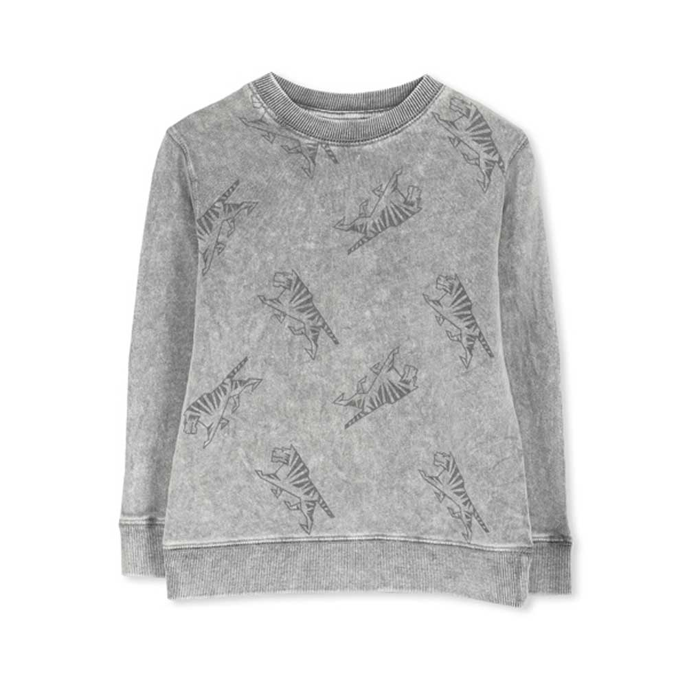 Stonewashed Tiger Sweat