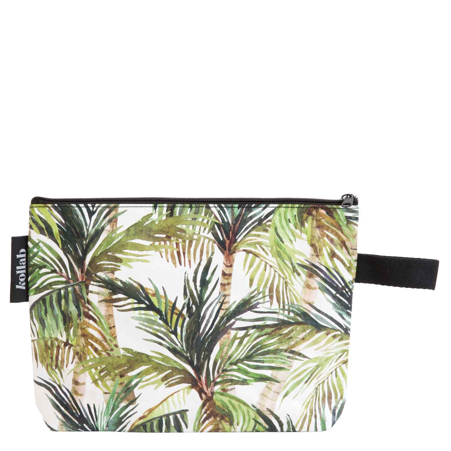 Poly Clutch Green Palm