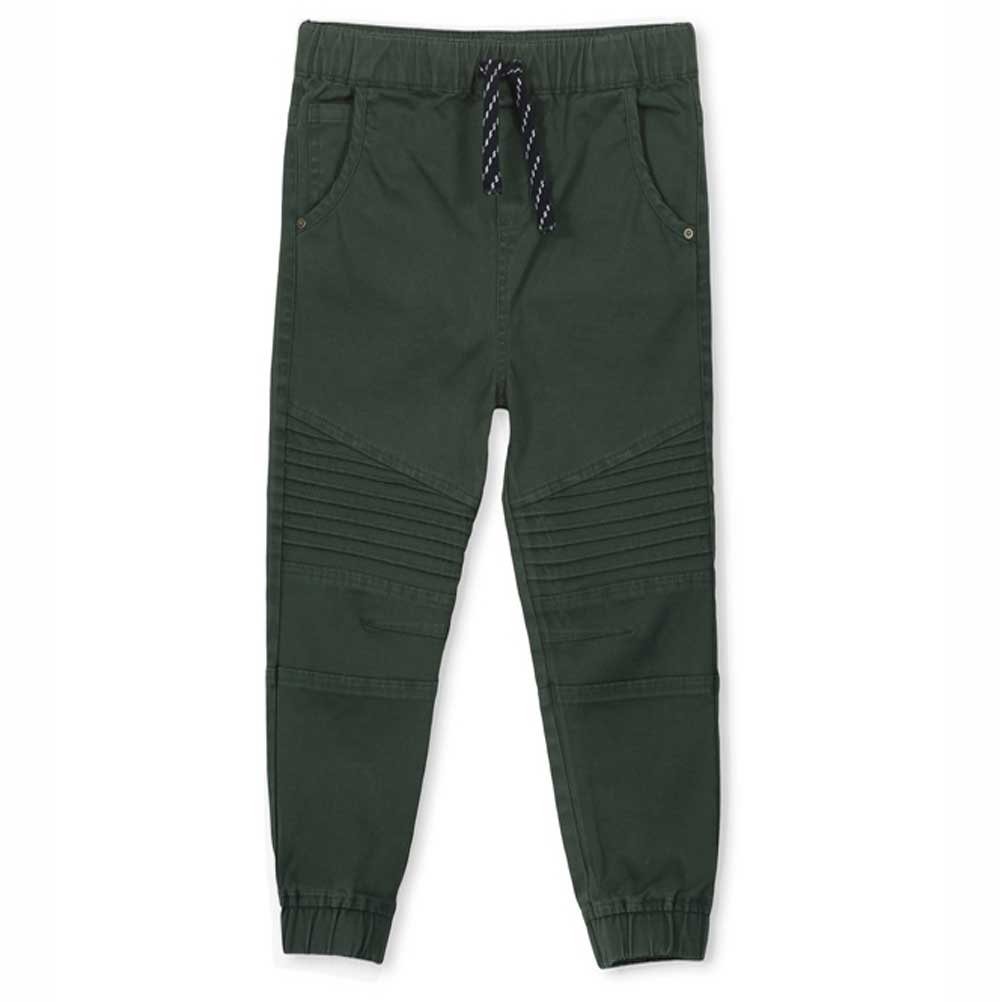 Hunter Green Chino