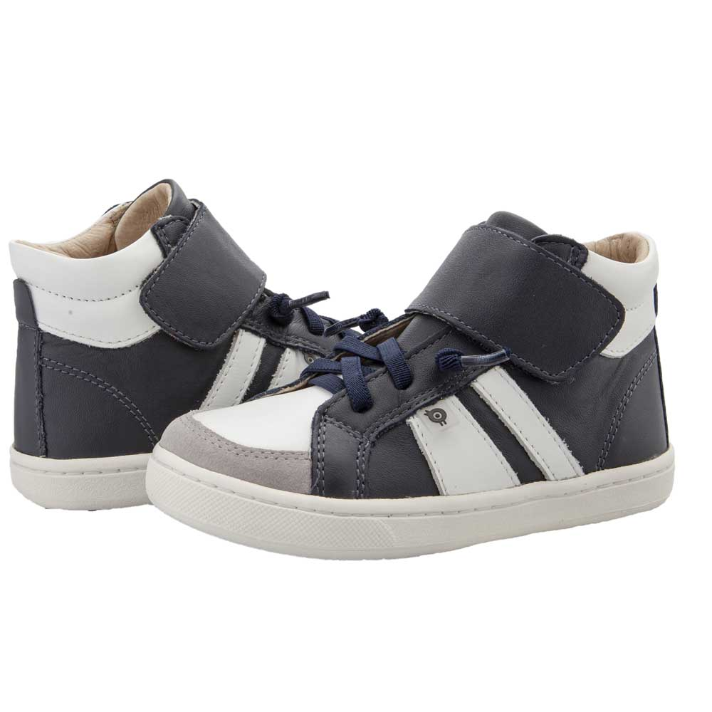 High Line Kids High Top Navy/Snow