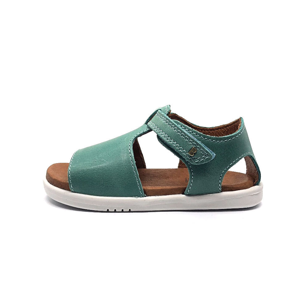 I walk Mirror Sandal Teal
