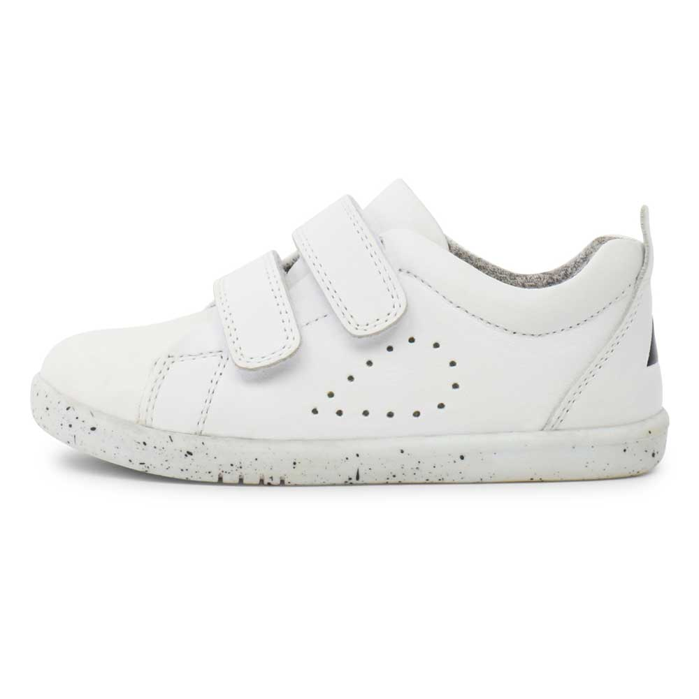 I walk Grasscourt Sneaker White