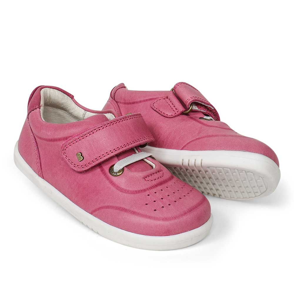 I Walk Ryder Trainer Pink + Raspberry