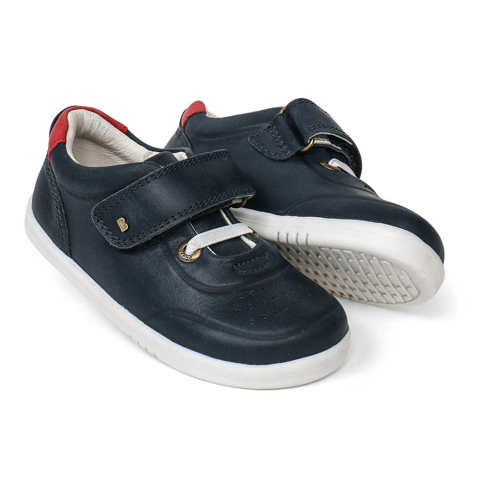 I Walk Ryder Trainer Navy + Red
