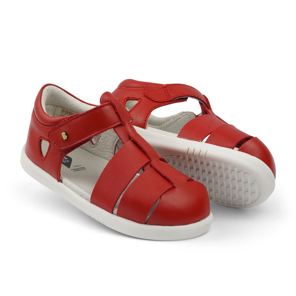 I Walk Tidal Sandal Red