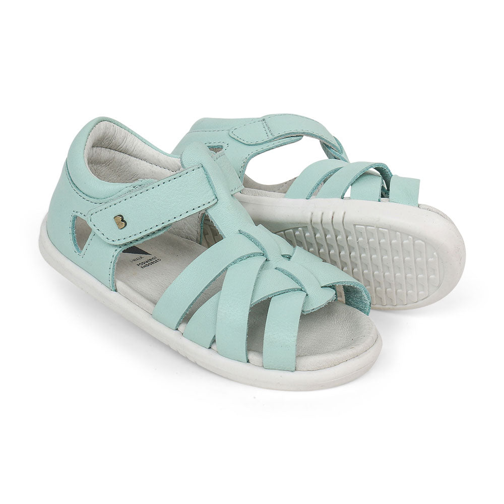 I walk Tropicana Sandal Seashell Mint