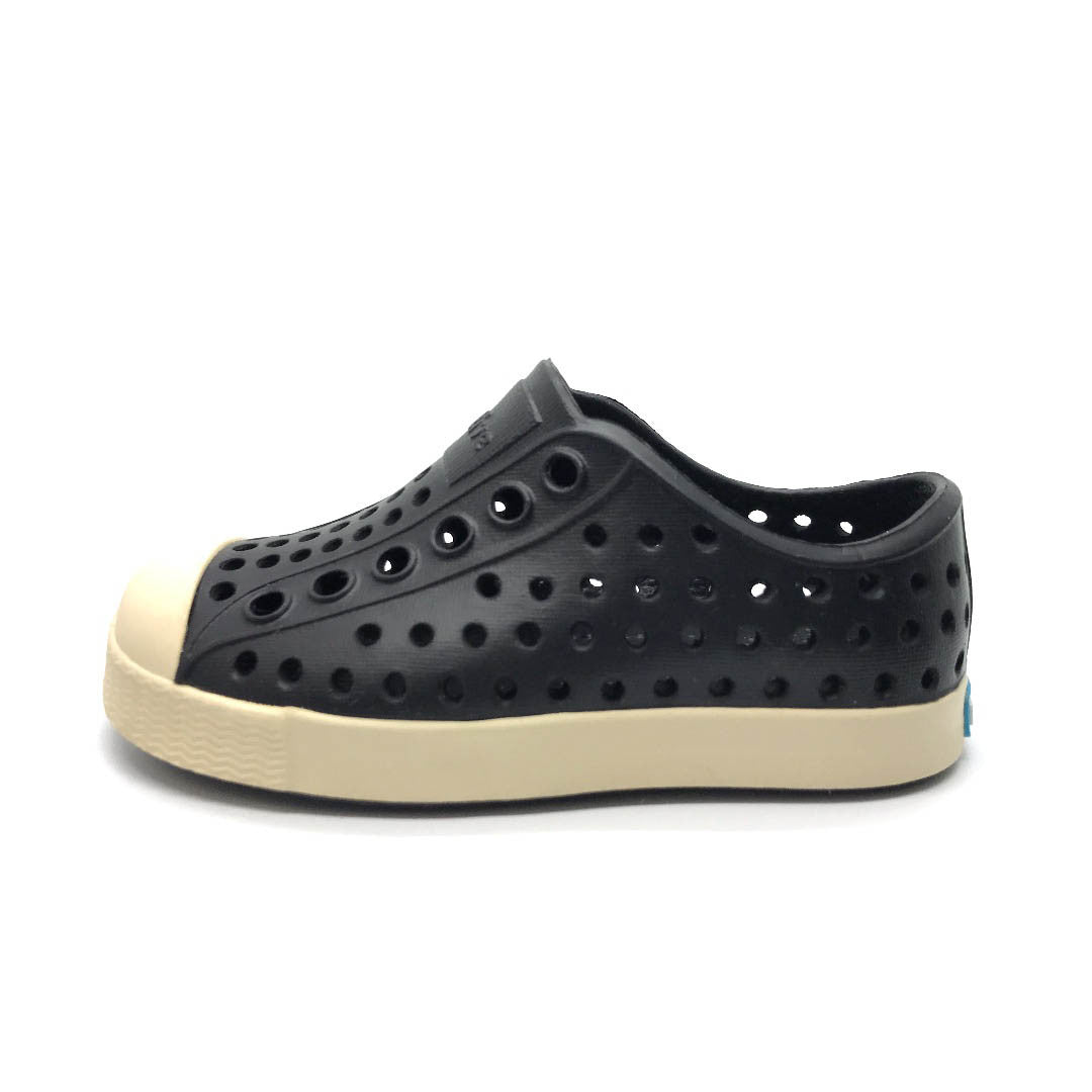 Jefferson Child Jiffy Black/Bone