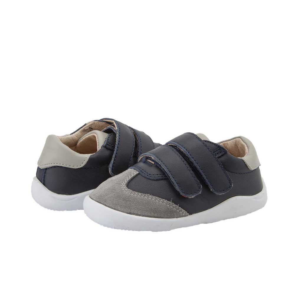 Journey Toddler Shoe Navy/Grey