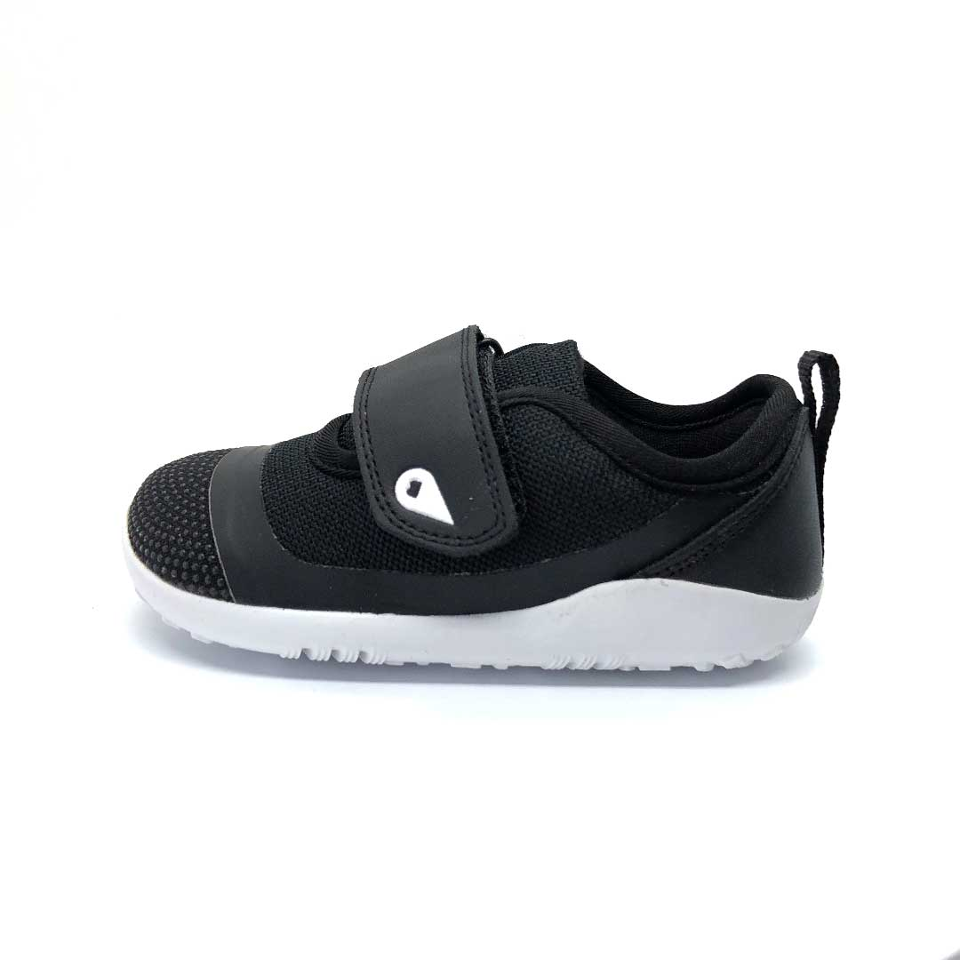 I Walk Lo Dimension Toddler Shoes Black