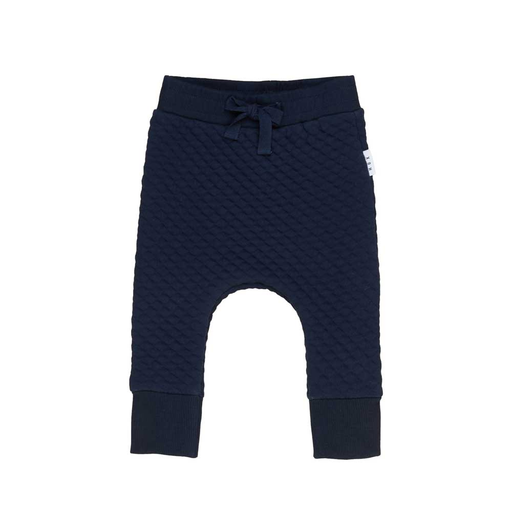 Midnight Stitch Drop Crotch Pant