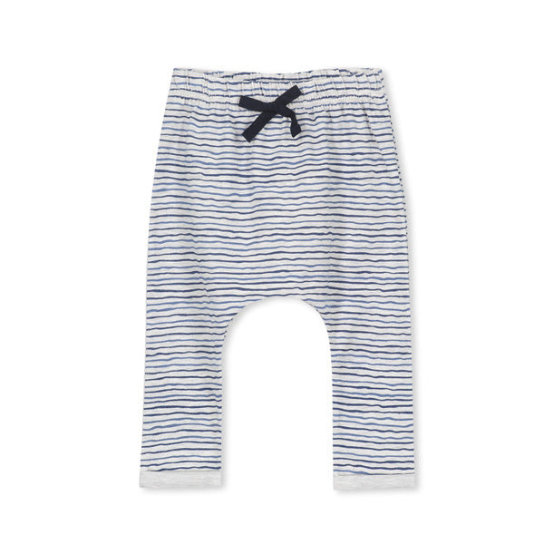 Wiggle Stripe Baby Pant