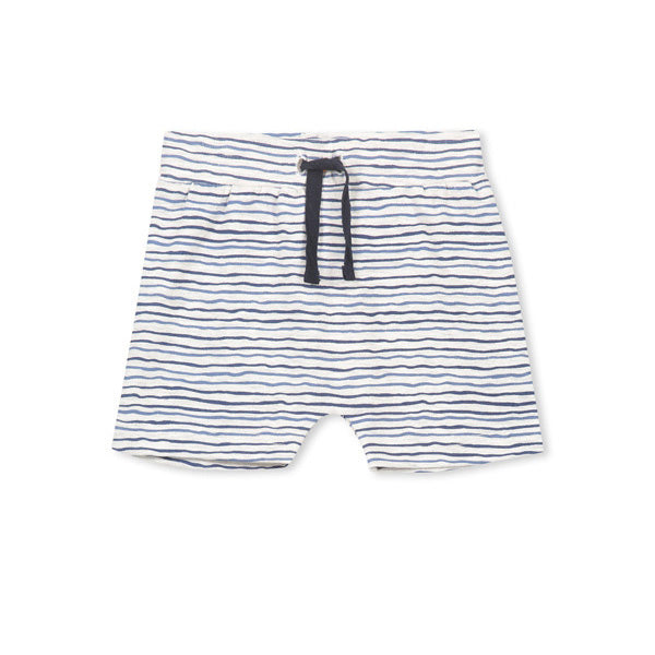 Wiggle Stripe Baby Short