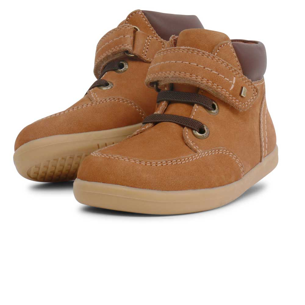 I walk Timber toddler Boots Mustard