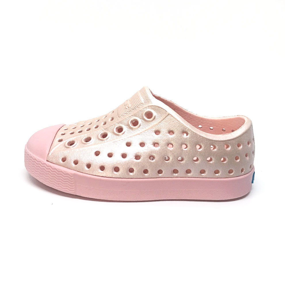 Jefferson Shoe Pink Metallic/Cold Pink