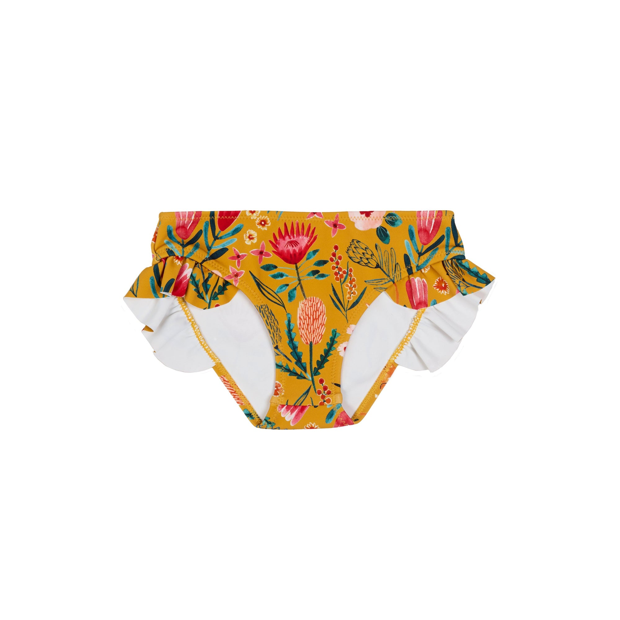 Native Garden Swim Bikini Bottom