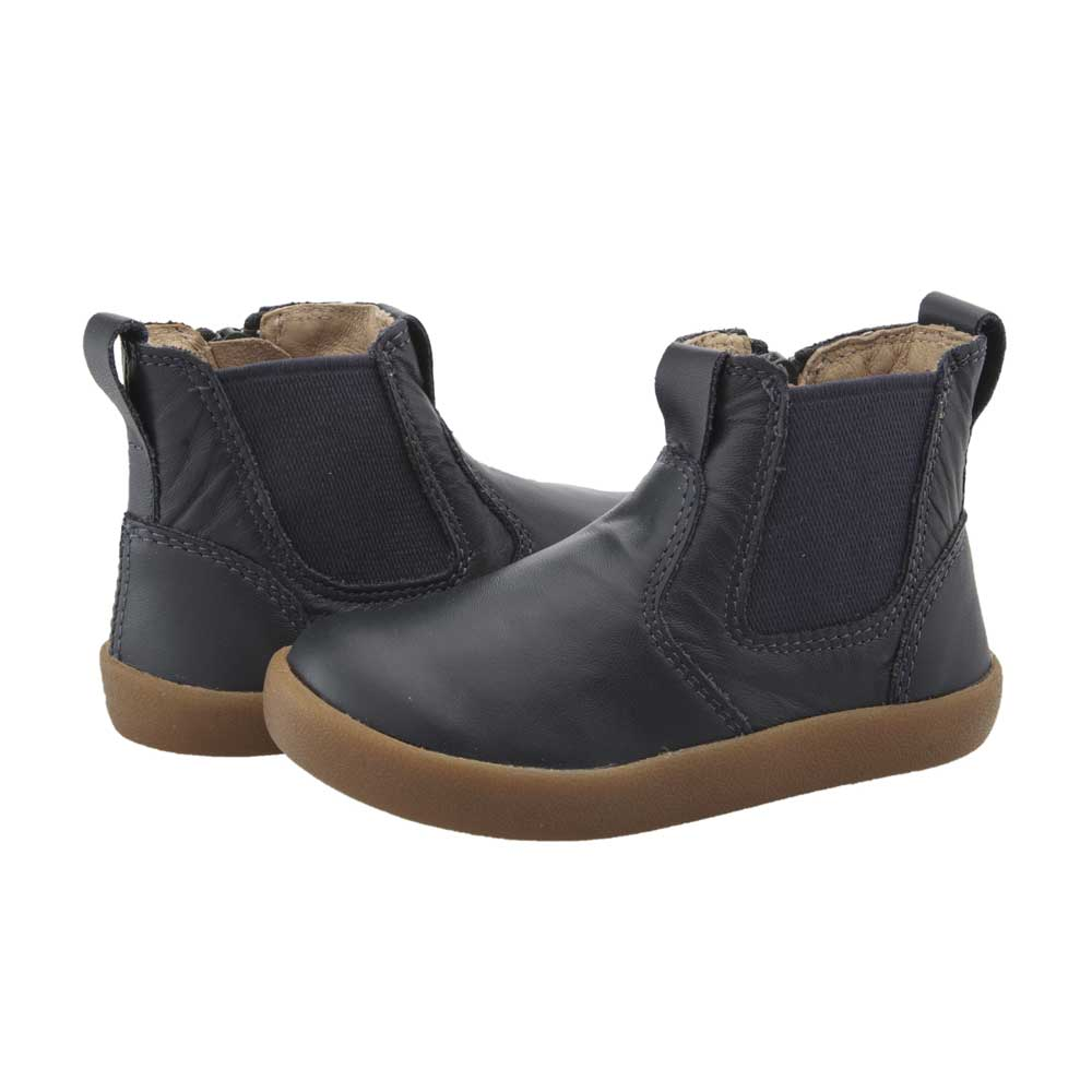 New Click Kids Boots Navy