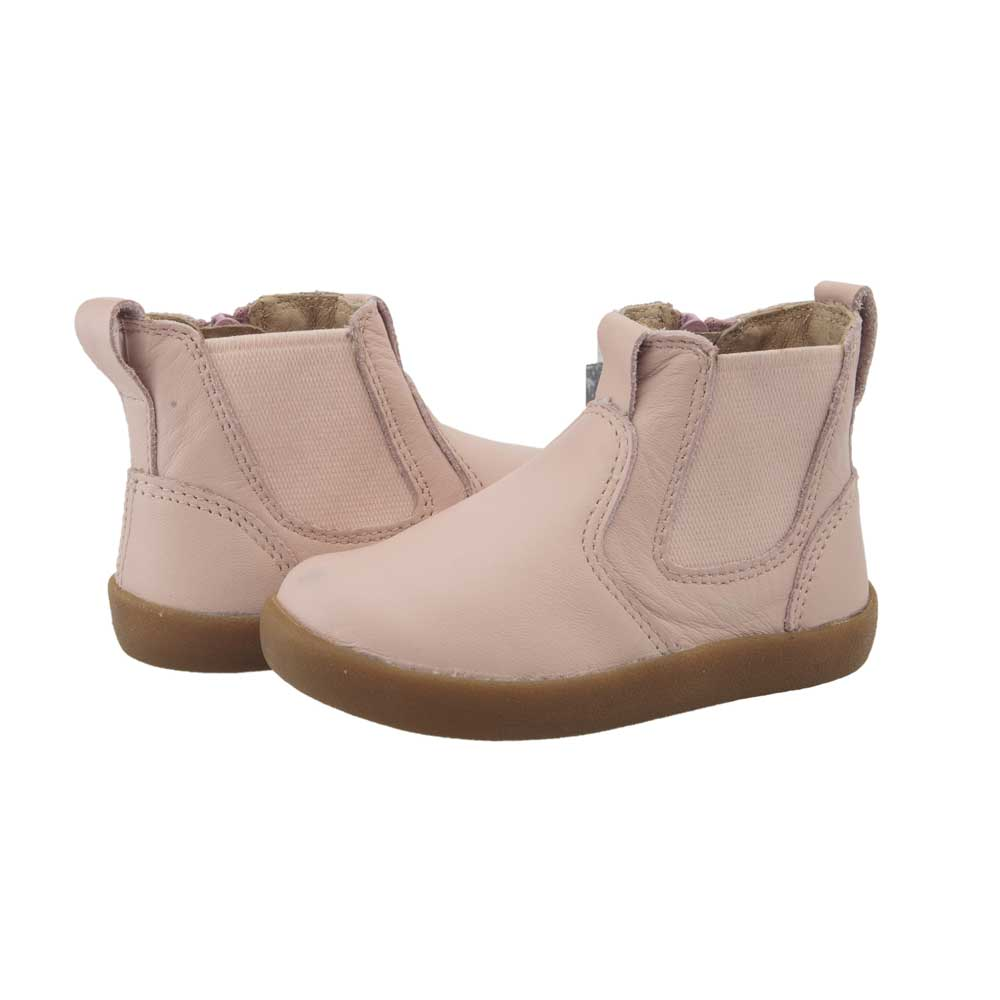 New Click Girls Boots Powder Pink