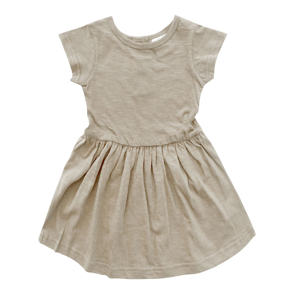 Organic Oat Summer Dress