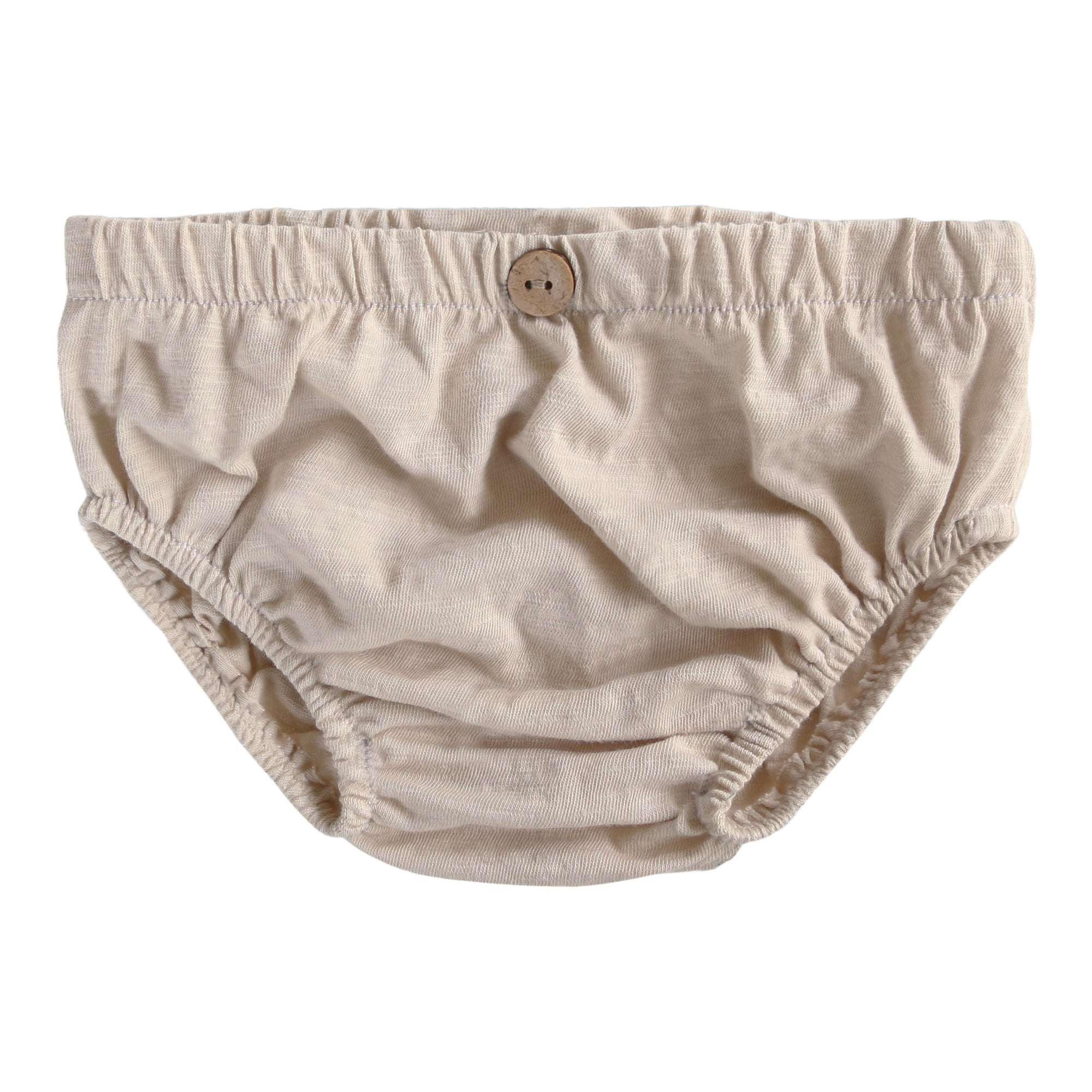 Organic Oat Button Bloomers