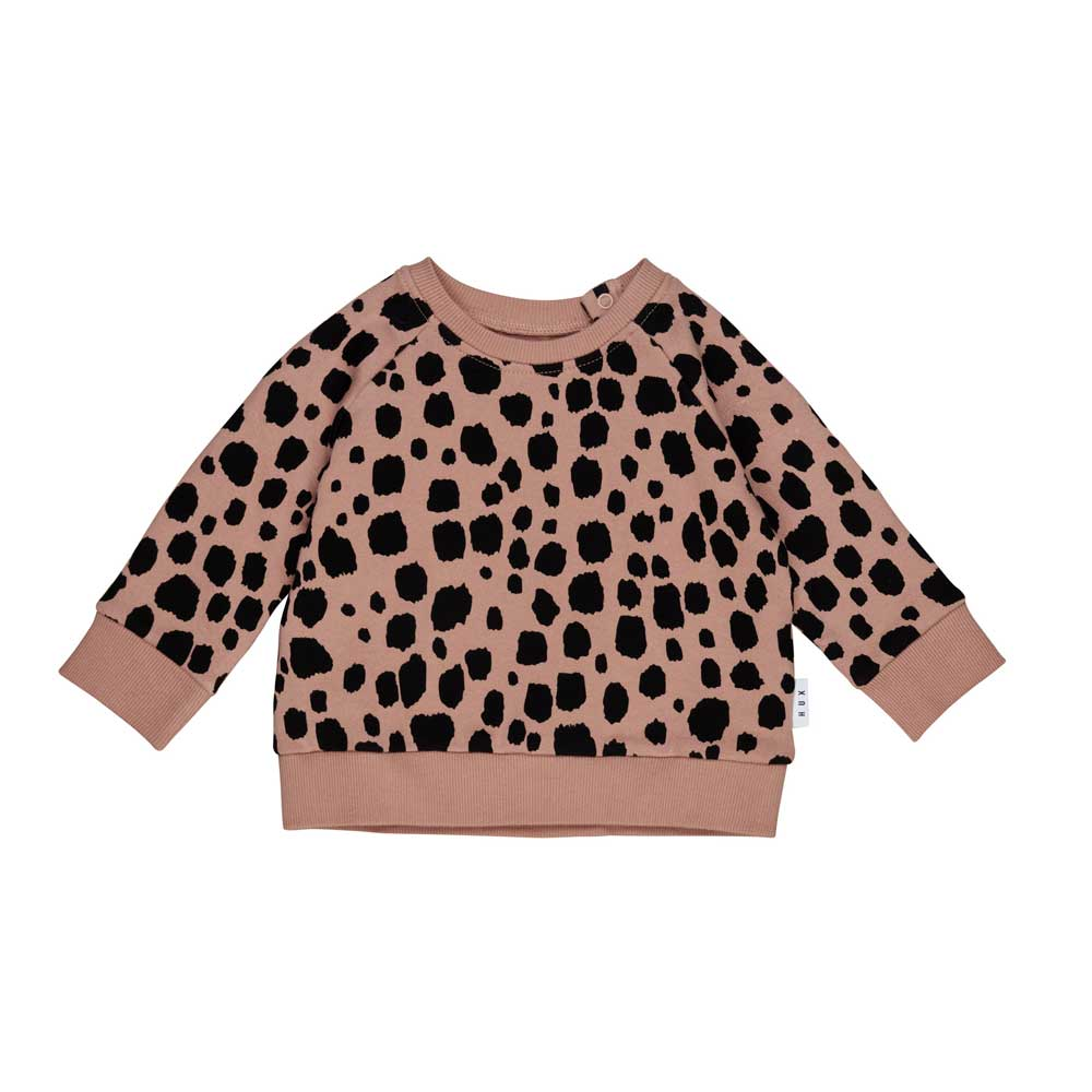 Ocelot Kids Sweatshirt Terracotta