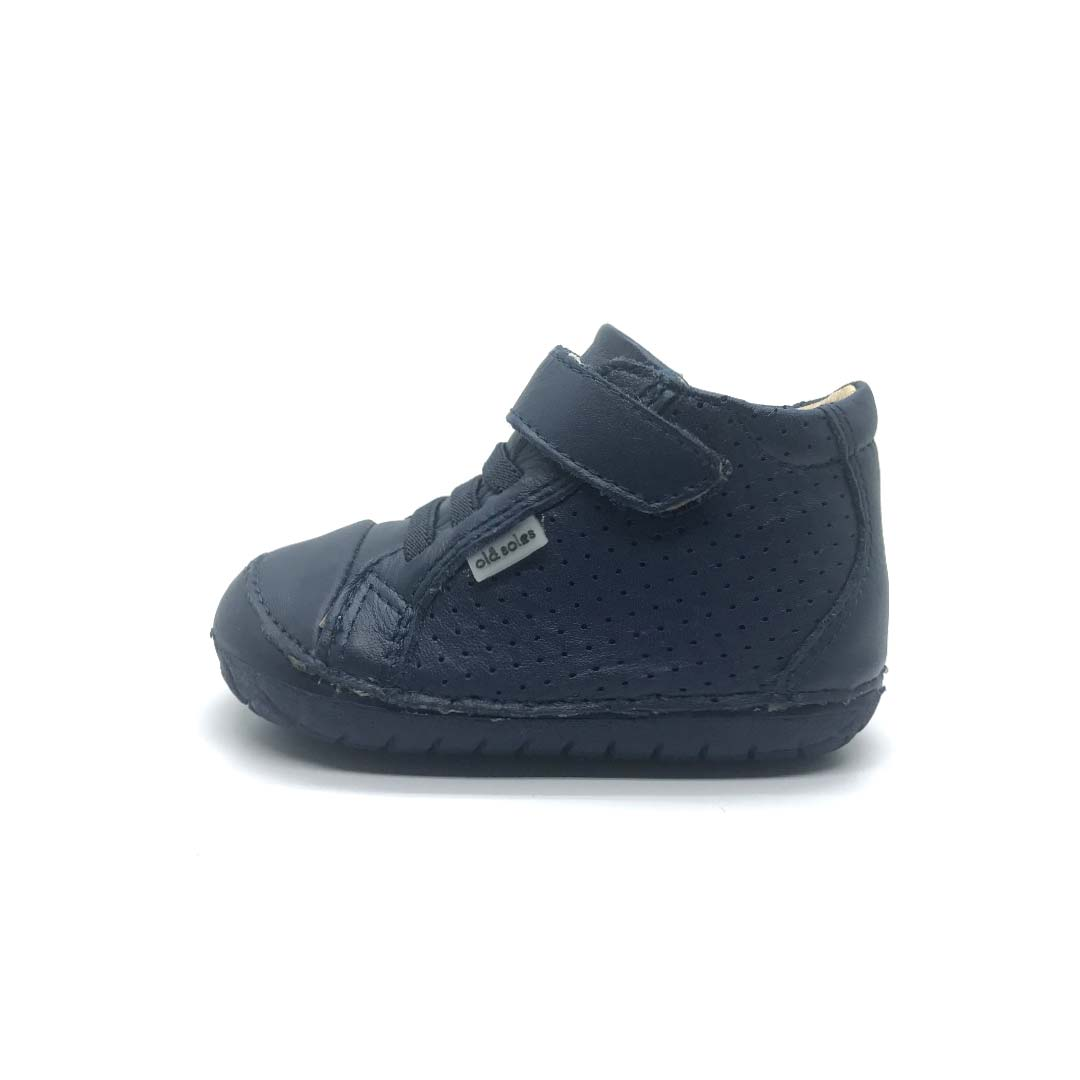 Pave Cheer High Top Denim