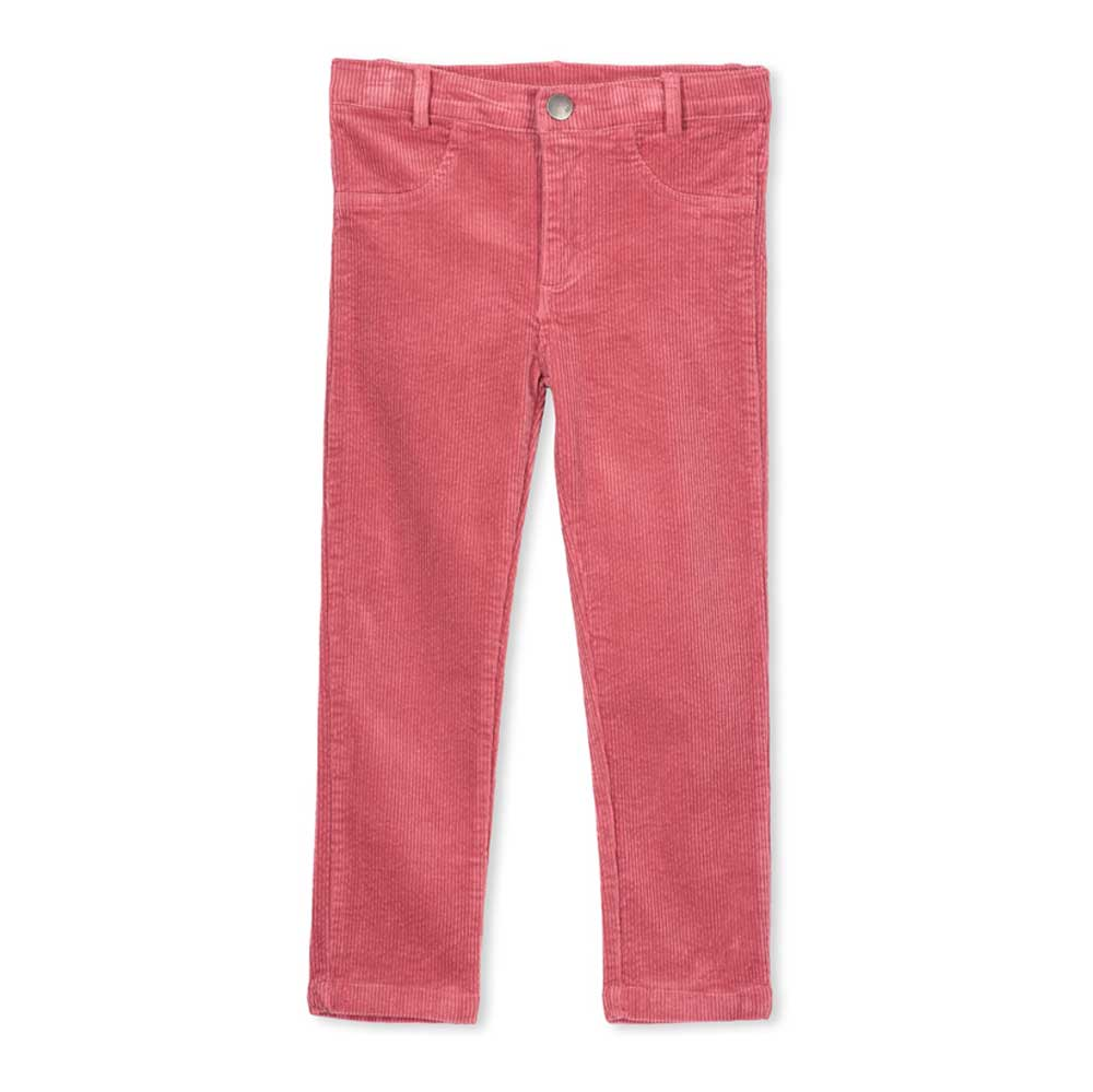 Pink Cord Jean