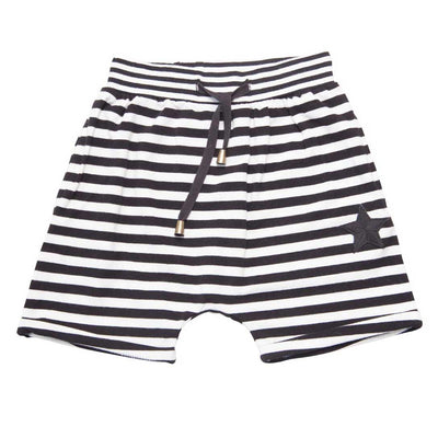Pirate Stripe Relaxed Short
