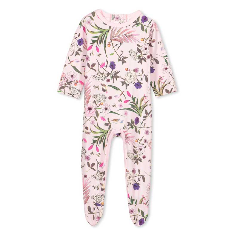 Baby Girl Pretty Romper