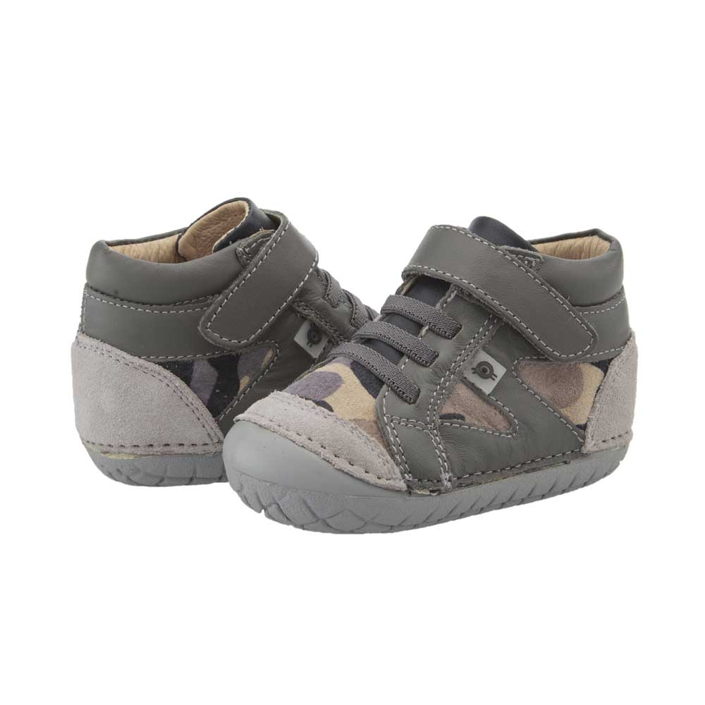 Pave Squad Toddler Shoe Grey Camo