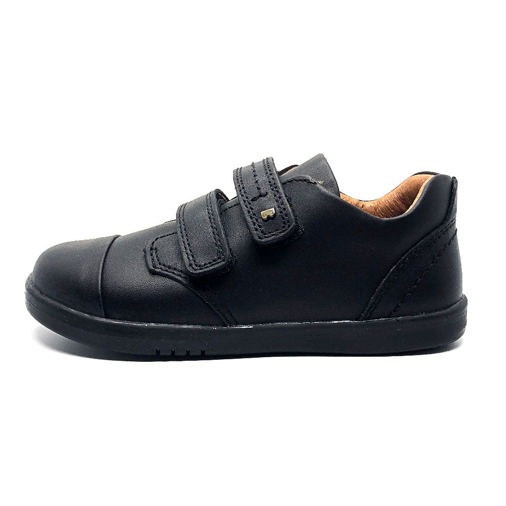 Port School Shoe Black