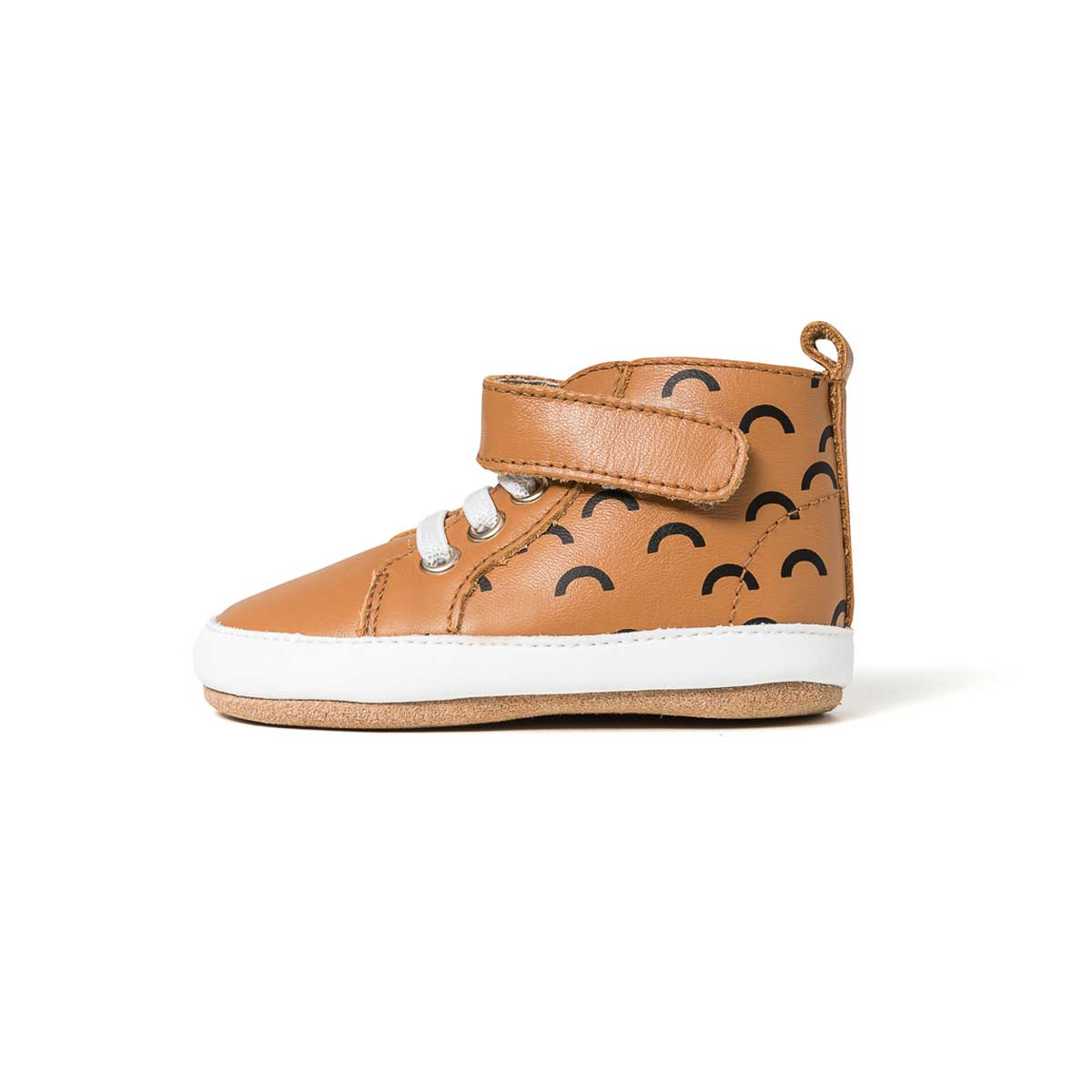 Baby Hi Top Chestnut