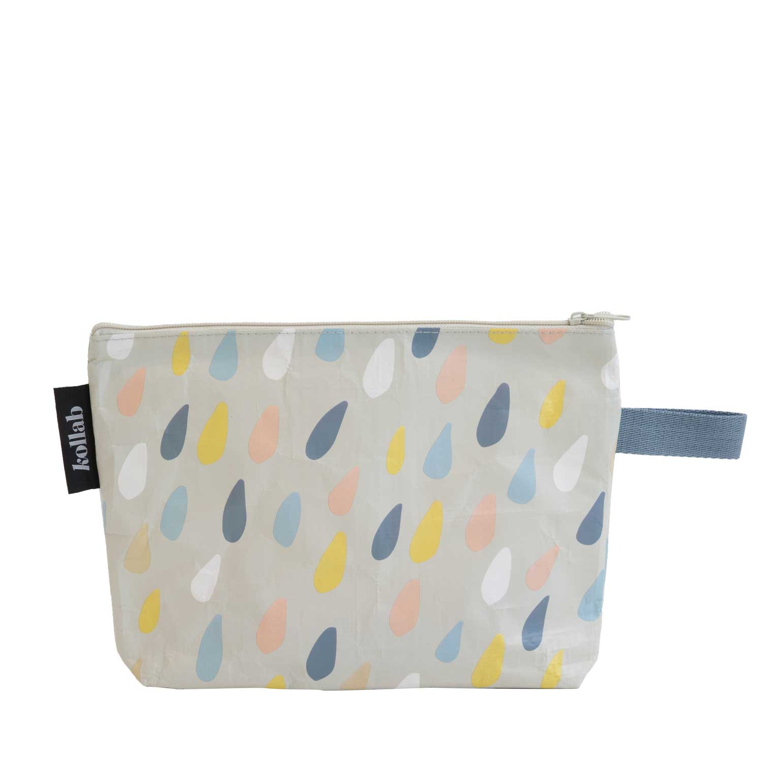 Poly Clutch Raindrops