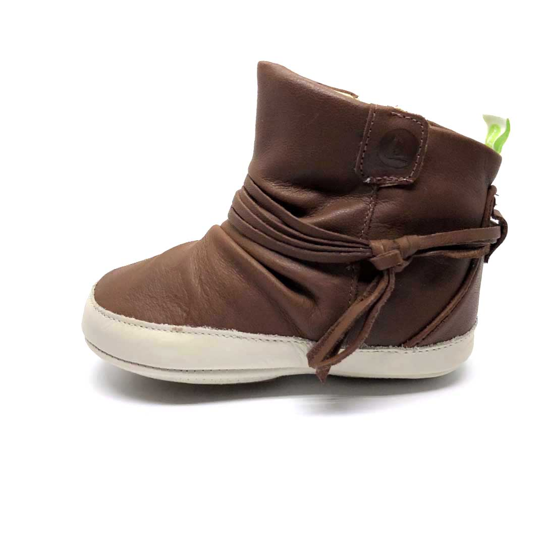 Ridgey Baby Boot Brown