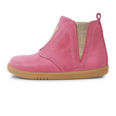 I walk Signet Boot Rose