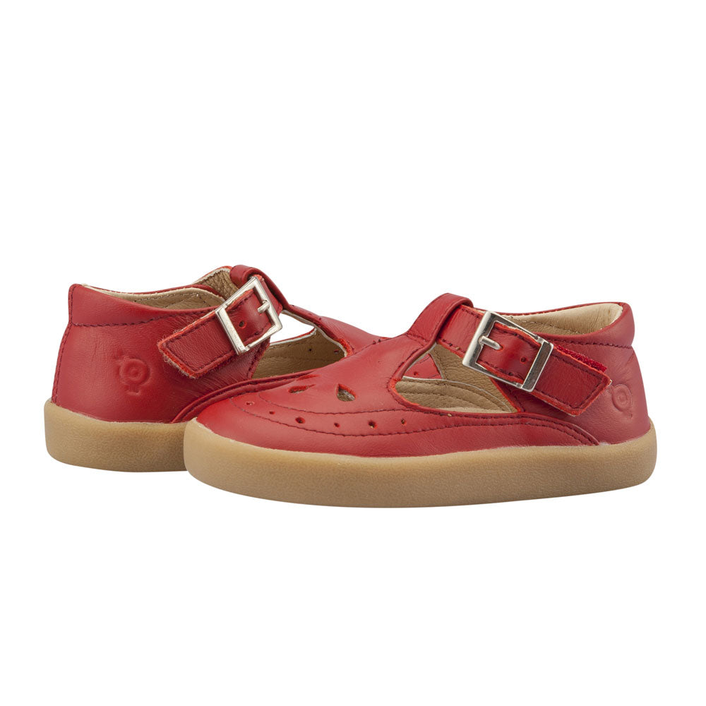 Royal Girls Shoe Red