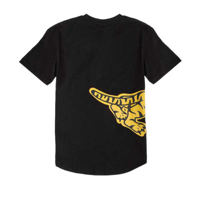 Pouncing Tiger tee Black