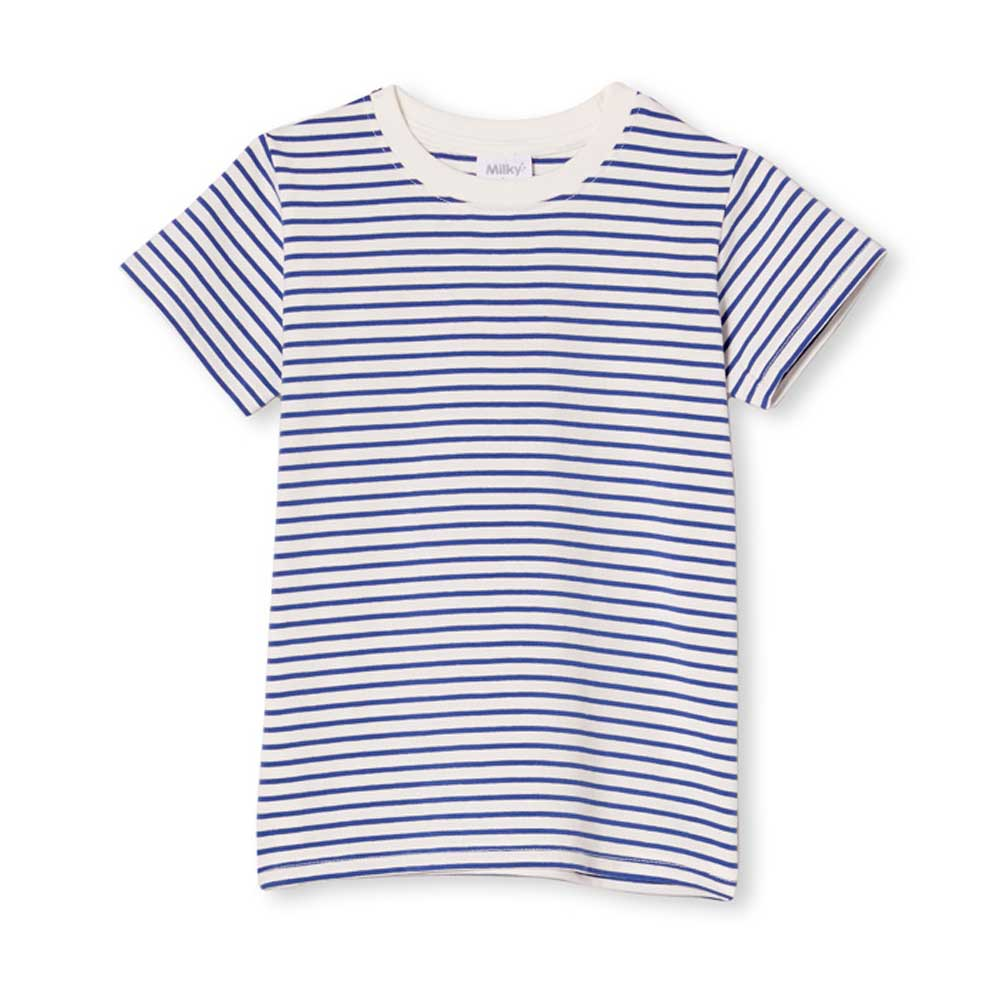 Stripe kids Tee