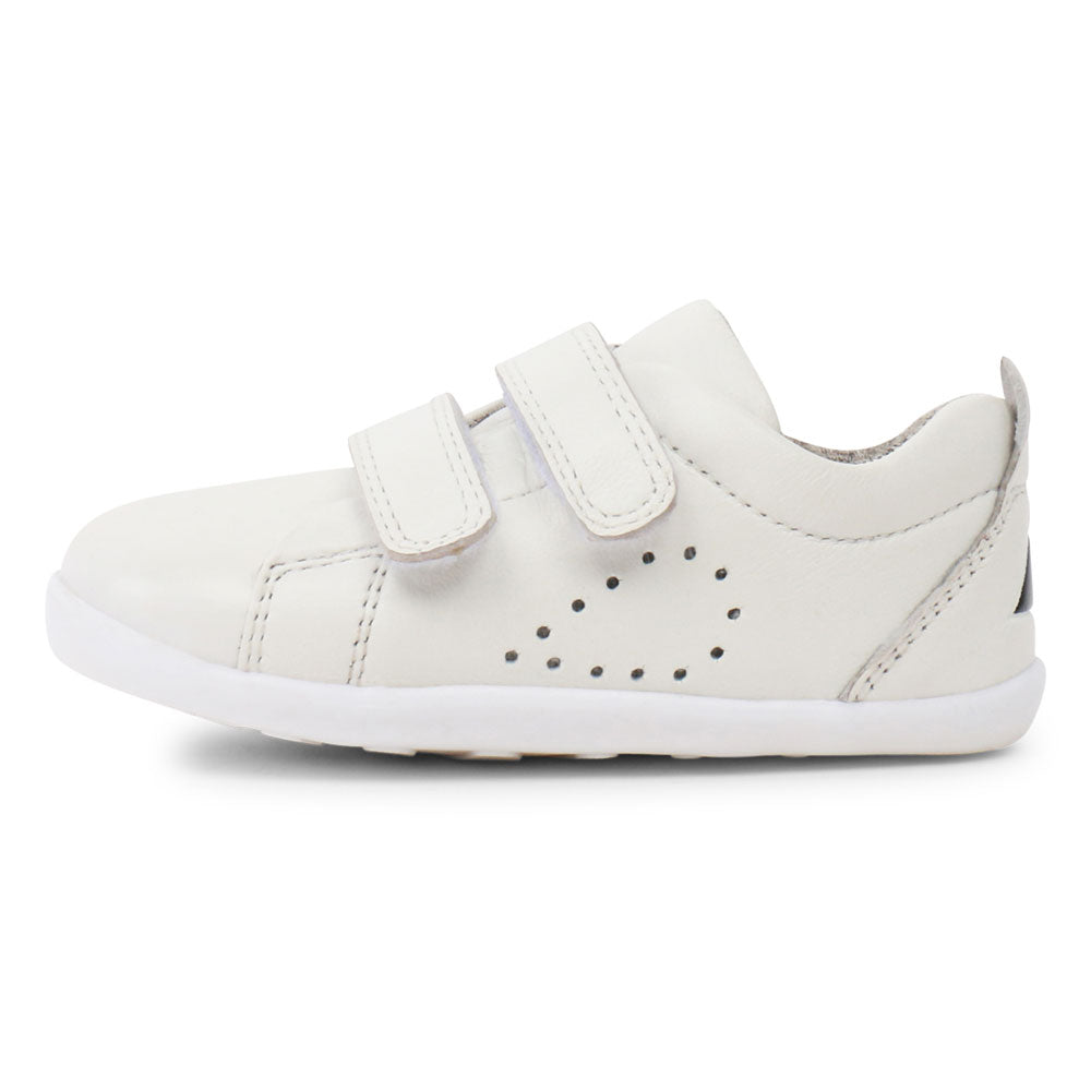 Step Up Grasscourt Sneaker White