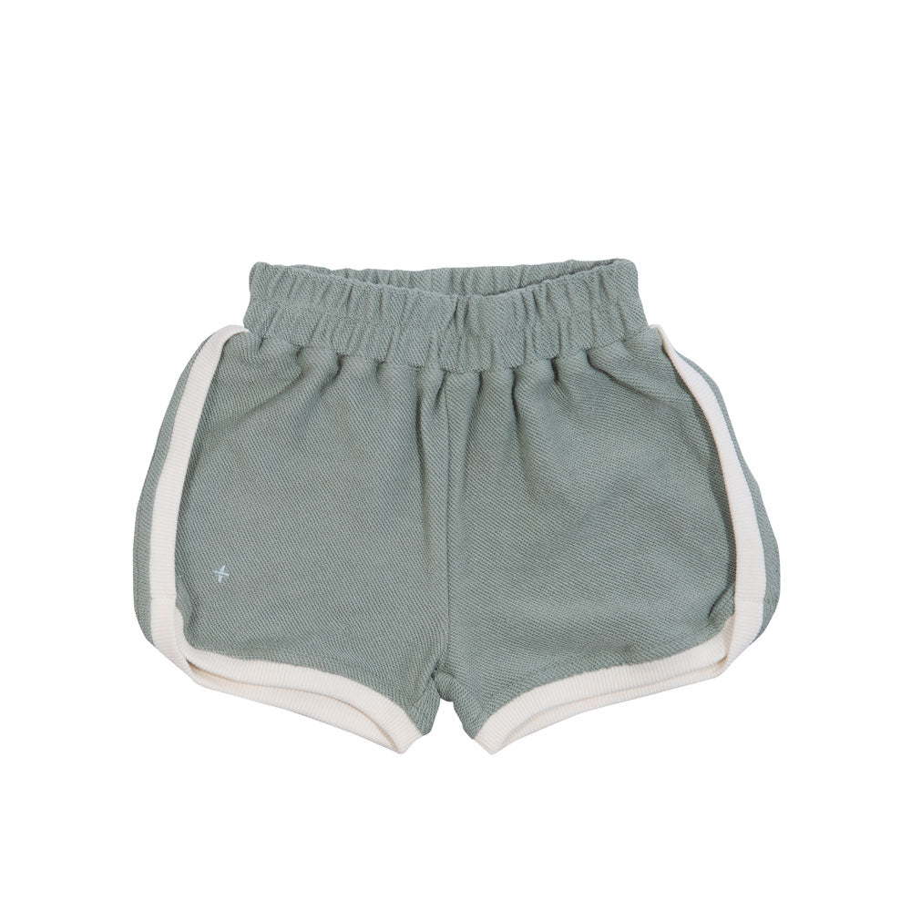 Sadie Terry Towelling Shorts Sea