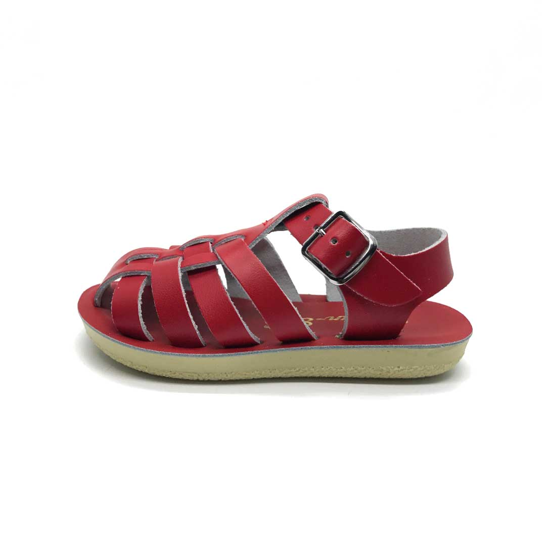 Sun-San Sailor Sandal Red